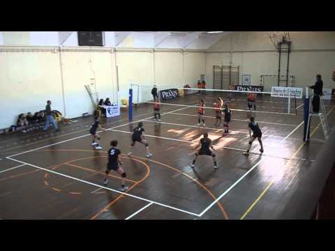 AAC 3 vs Alverca 0 JuvF 3 Set 2012