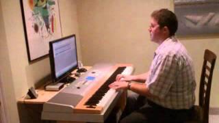 getlinkyoutube.com-Shrek - Hallelujah -  Piano