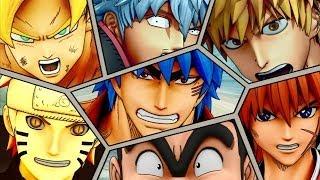 getlinkyoutube.com-J-Stars Victory Versus - Battle Characters Intros [English Subbed]