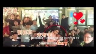 getlinkyoutube.com-Gary & Jihyo 2015   After Pocha Picture Incident