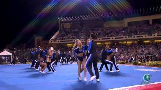 getlinkyoutube.com-Cheer Athletics - Wildcats [2014 World Champion Encore] MultiCam