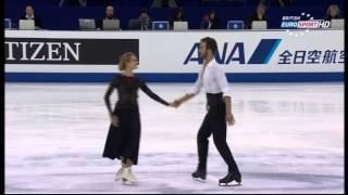 getlinkyoutube.com-Gabriella PAPADAKIS / Guillaume CIZERON - 2015 World Championships - SD