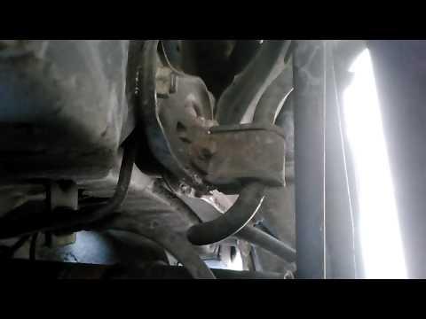 Lexus es300 rear sway bar bushing