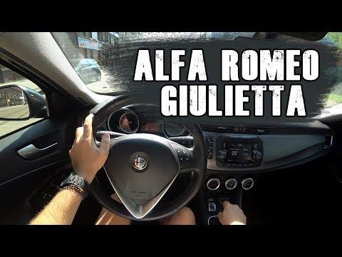 За Рулем Альфа Ромео Джульетта 1.6/Alfa Romeo Giulietta 1.6