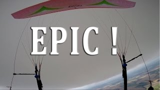 getlinkyoutube.com-EPIC 150 KM PARAGLIDING FLIGHT HD - 100km/h MAX TOP SPEED - PART 1