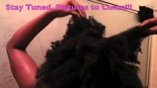getlinkyoutube.com-YES, it's 4C Hair!! :-)
