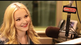 getlinkyoutube.com-Dove Cameron Take Over   Radio Disney