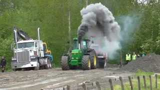 getlinkyoutube.com-Tractorpulling @Forsby dragway 7.6.2015