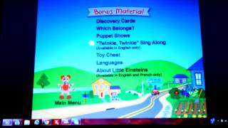 baby einstein- Baby's Favorite Places