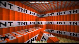 getlinkyoutube.com-Minecraft - Blowing up an NPC village