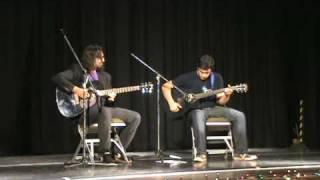 Bollywood Guitar Medley part 1 of 3