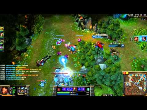 League of Legends - Darius Goin Crazy - Full Game Commentary
