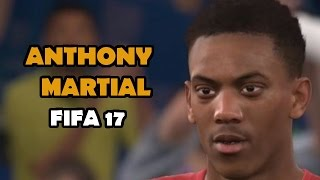 FIFA 17 DEMO | Anthony Martial | Goals & Skills |