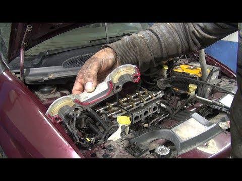 Установка двигателя в Chrysler Voyager и первый запуск