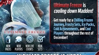 getlinkyoutube.com-Madden Mobile Ultimate Freeze Update with  Bo Jackson (99 Overall)