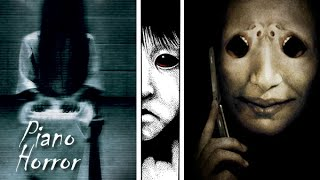 getlinkyoutube.com-Japanese Horror Themes - Soundtrack Medley (Piano) 日本のホラーテーマ