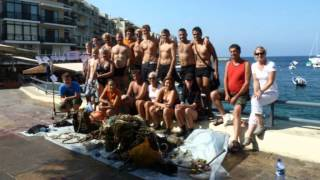 Scubaverse talks with Donna from Bubbles Dive Centre about diving in Gozo