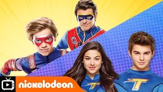 getlinkyoutube.com-How to Spot a Superhero | Nickelodeon UK