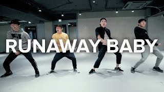 getlinkyoutube.com-Runaway Baby - Bruno Mars / AssAll Crew Choreography