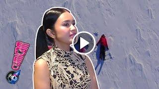 Syuting di Tengah Salju, Michelle Ziudith Demam - Cumicam 24 Maret 2017