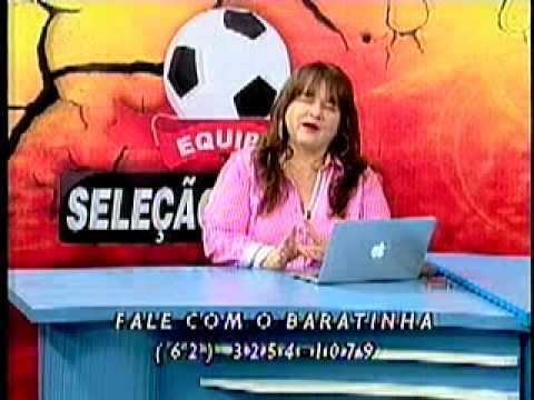 Programa Papo de Bola exibido dia 20 de março de 2013