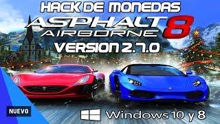 getlinkyoutube.com-Hack de Dinero y Creditos Infinitos para Asphalt 8 Airborne 2.7.0 l Windows 10 y 8.1