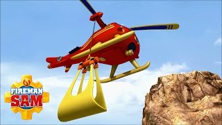 getlinkyoutube.com-Fireman Sam Official: The Baby Whale Safe At Last