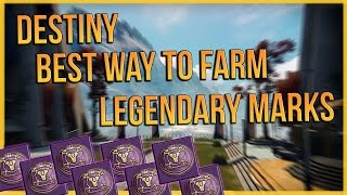 getlinkyoutube.com-Destiny: BEST Way to Get Legendary Marks!