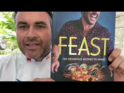 Feast: 100 Generous Dishes to Share by Miguel Maestre