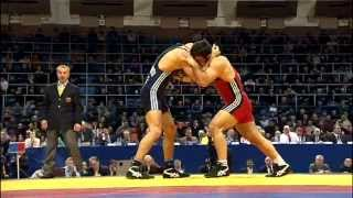 getlinkyoutube.com-Men's Freestyle Highlight - 2010 Wrestling World Cup - MOSCOW