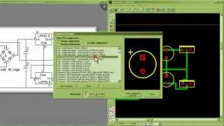 getlinkyoutube.com-Pembuatan Design PCB dengan Express PCB