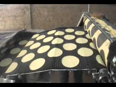 Maquina para Tostadas (5 Tortillas)