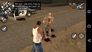 getlinkyoutube.com-Ataque Zombi: El Brote (GTA SA Android TRUCOS) - Zombie Attack: The Outbreak