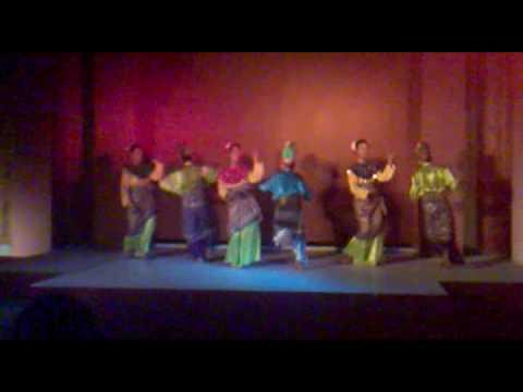 Malaysian Dance at Malaysia Cultural Village