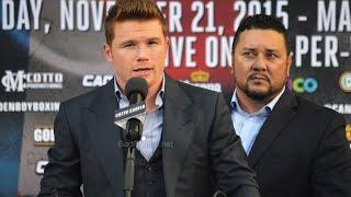 getlinkyoutube.com-Saul Canelo Alvarez vs Miguel Cotto ANNOUCNED! - PRESS CONFERENCE Los Angeles