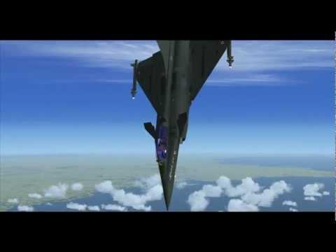 Montage sur flight simulator X (feat. CoC4_Wod4)