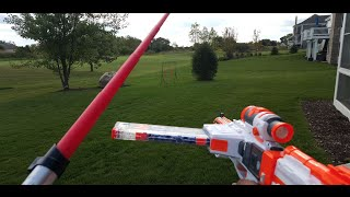 getlinkyoutube.com-First Person Star Wars Nerf vs Halo Boomco