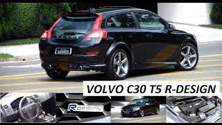 getlinkyoutube.com-Garagem do Bellote TV: Volvo C30 T5 R-Design