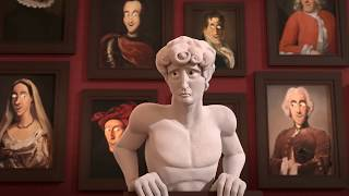 "getlinkyoutube.com-CGI Animated Short Film HD: ""The D in David Short Film "" by Michelle Yi and Yaron Farkash"