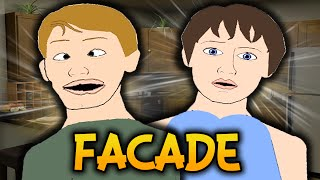 getlinkyoutube.com-I BROKE THE GAME! - Facade: Funny Moments