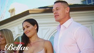 John Cena and Nikki Bella's engagement party toast is interrupted: Total Bellas Preview, May 27 2018