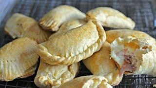 Receta Empanadas de Harina de Trigo - Cómo Hacer Empanadas - SyS
