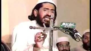 Aqeedah Hayat-un-Nabi S.A.W Dalalat-ul-Nus sey (Allama Khizar Hayat Bakharvi Attock) part 11/15