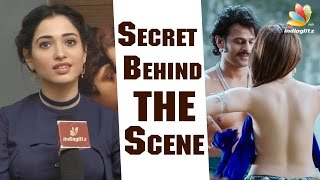 Tamanna opens up about her nude scene in Baahubali | Hot Malayalam Cinema News
