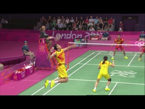 Badminton Mixed Doubles Gold Medal Match - China v China Replay -- London 2012 Olympic Games