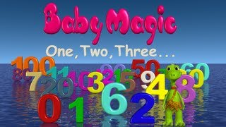 getlinkyoutube.com-Baby Magic 123 HD #1   The little Numbers Show   Learn to count