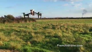 getlinkyoutube.com-Test parachute Mars 58 with Dji Inspire 1 HD