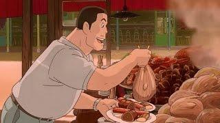 """getlinkyoutube.com-『千と千尋の神隠し』で父親がウマそうに食べてた""""あの料理""""の正体が判明"""