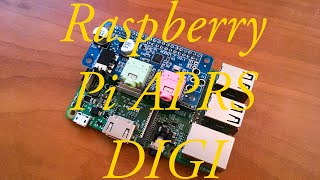 APRS I Gate And DIGI On Raspberry Pi Using Direwolf And A FE PI Z Audio Card