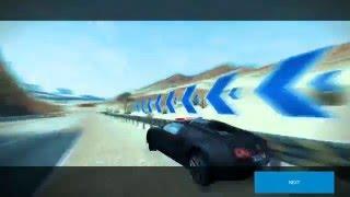 getlinkyoutube.com-Bugatti Veyron Catch Asphalt nitro jkr